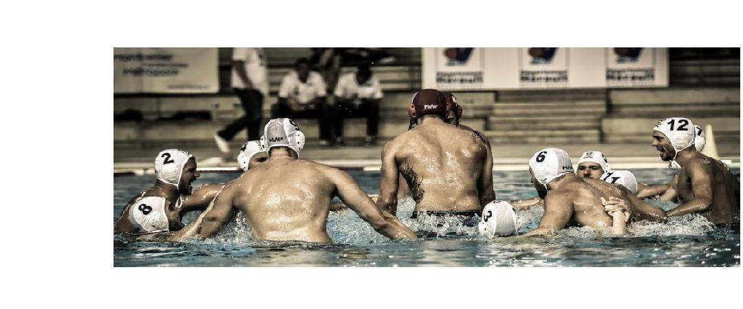 Venez encourager le Montpellier Water Polo !