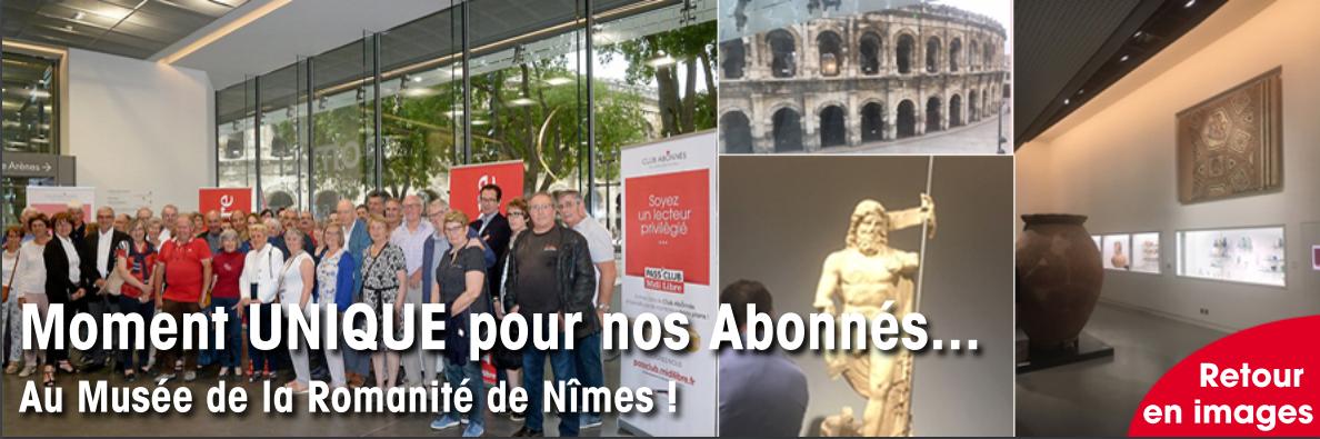 Musée de la Romanité de Nîmes