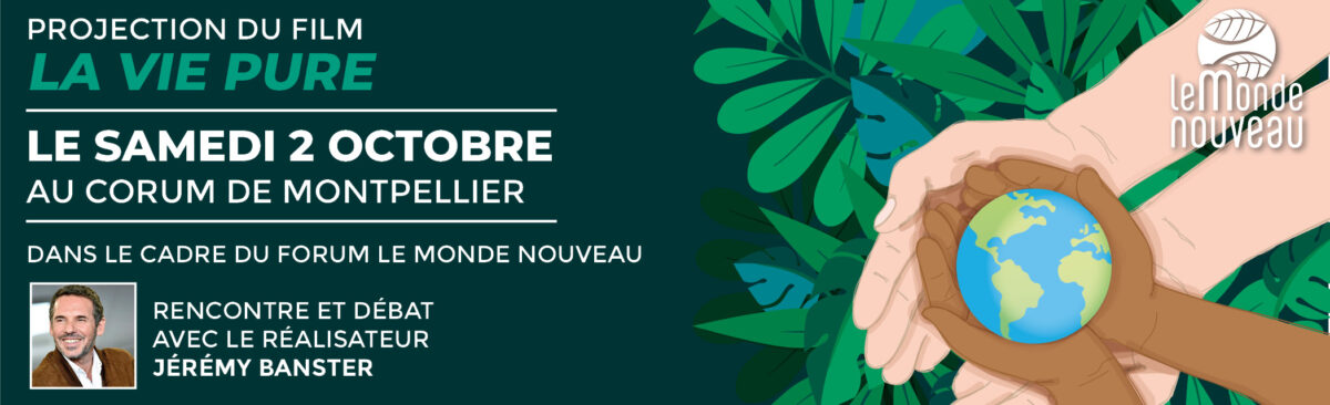 Rencontrez Jérémy BANSTER autour de son film « La Vie Pure »